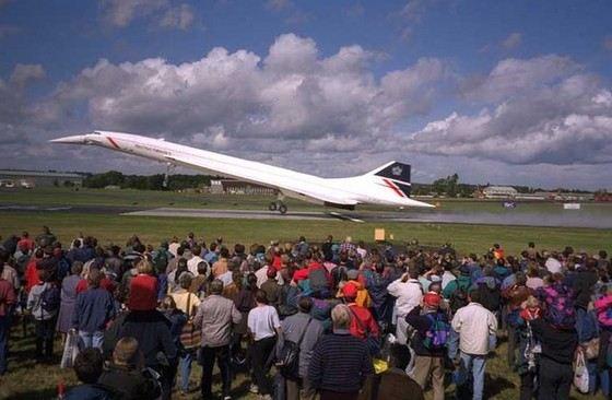 «Конкорд» не только сверхдорогой, но и сверхбыстрый самолет