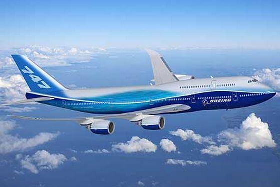 Boeing 747 раньше считался самым большим пассажирским самолетом